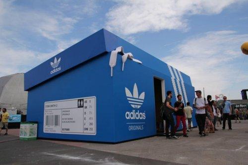 Une boite à chaussures géante pour Pop Up Store !   Blog Pop